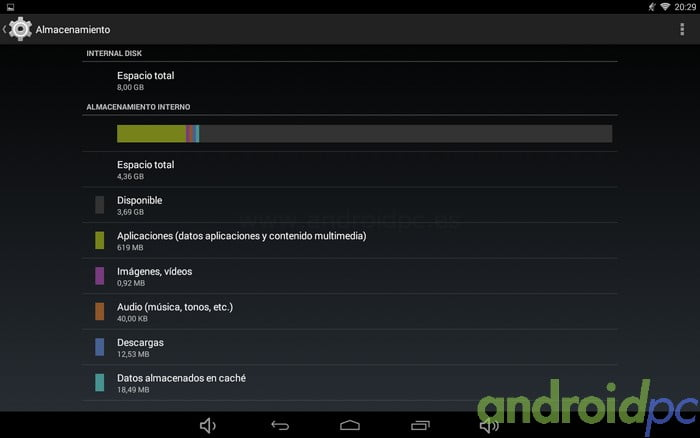 PIPO X8 Android 00003