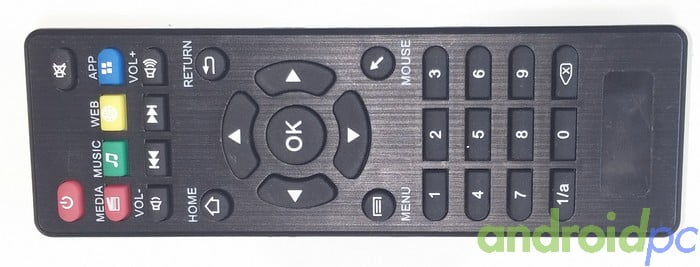 Beelink X2 Remote