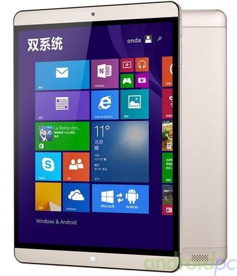 Onda V898 Air Dual Os tablet