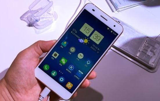 Ramos MOS1 smartphone