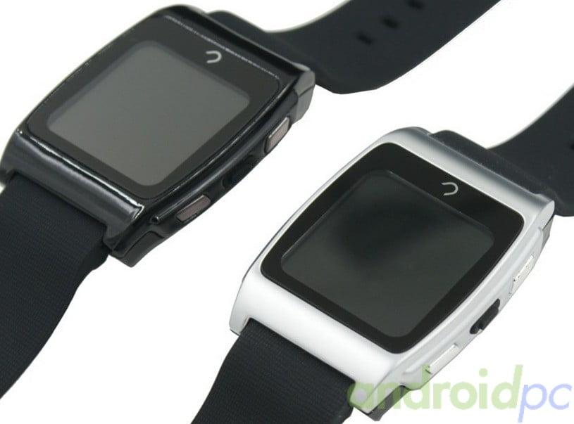 U Watch Ux Smartwatch Sensor ritmo cardiaco mtk