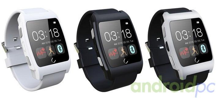 U Watch Ux Smartwatch