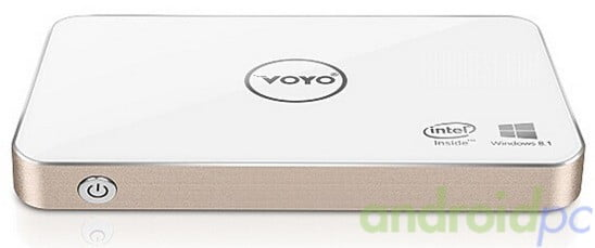 VOYO V2 miniPC fanless Windows