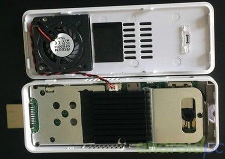 Focsmart MPC01 miniPC wintel