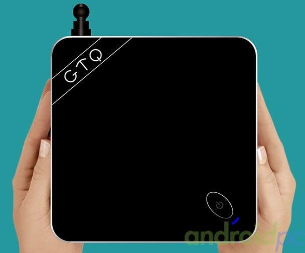 GTQ S812 Gigabit Android miniPC