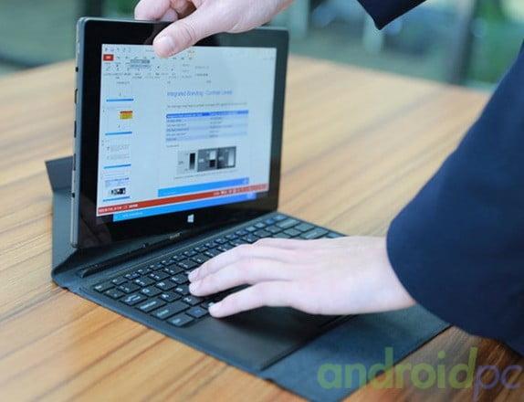 Livefan S10 Core M tablet 2K