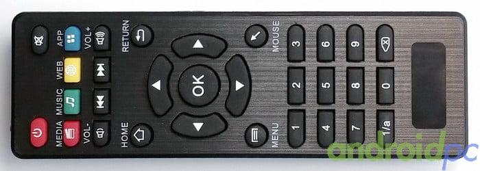 MXIII-G Remote