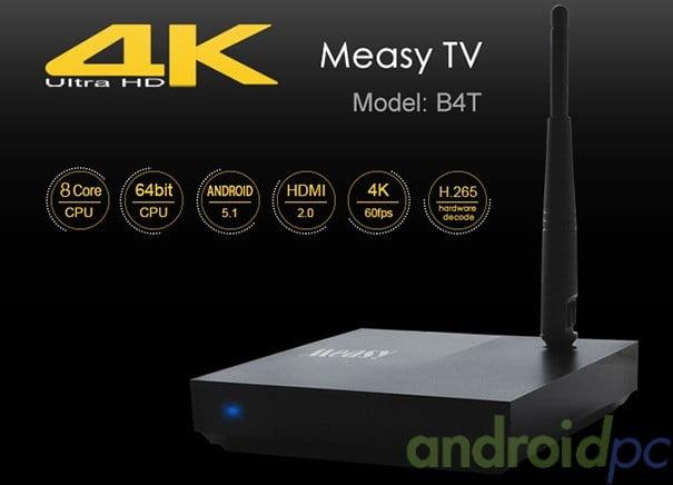 Measy B4T RK3368