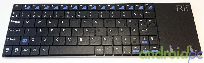 Rii K12 teclado