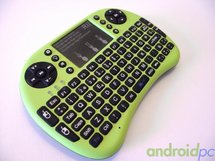 Rii mini i8+ nini teclado