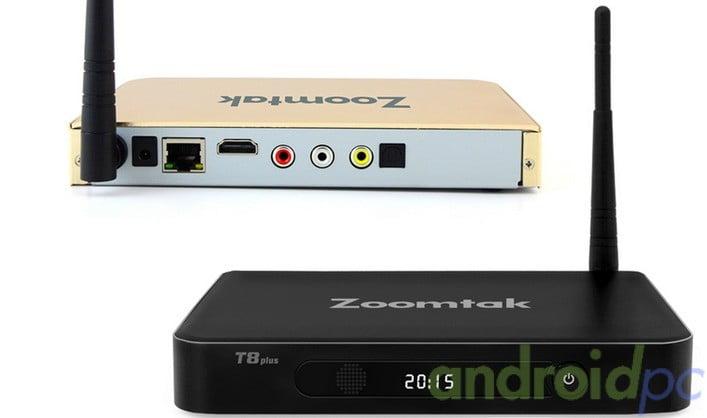 Zoomtak T8 Plus S812 SATA