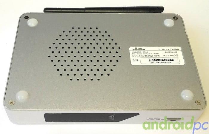 CR18 RK3368 USB inferior