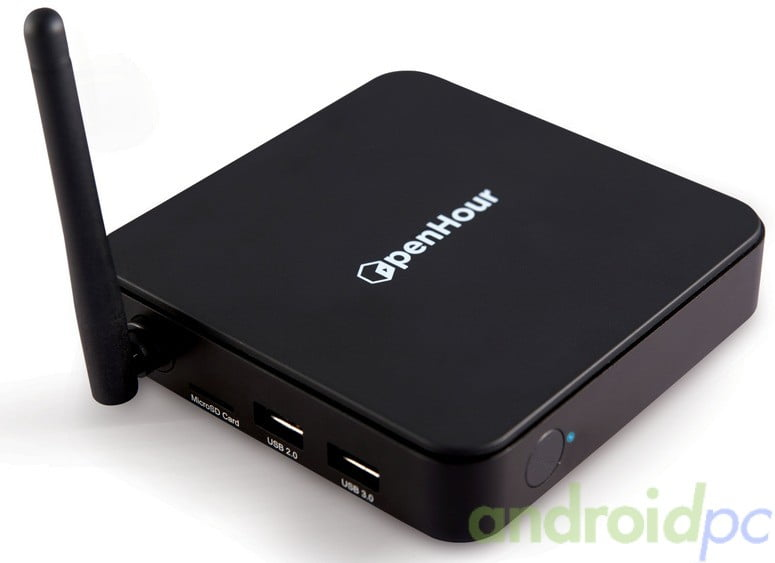 Open Hour Gecko 4K Hisilicon AndroidTV