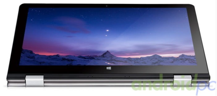 ONDA oBook 11 Cherry Trail X5-Z8300 windows10