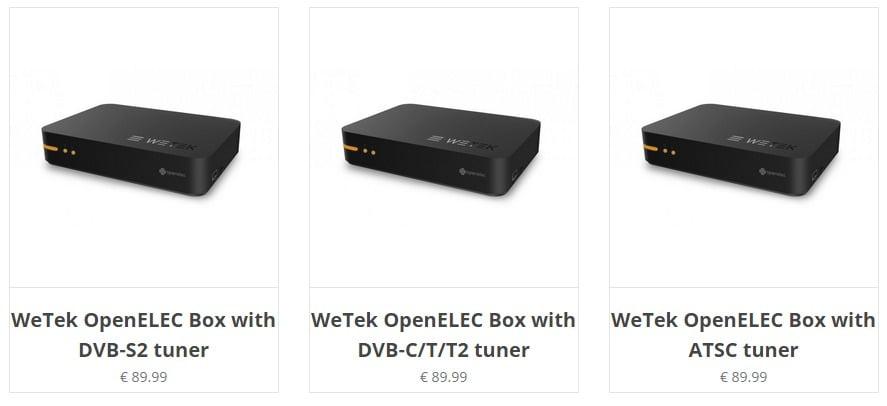 OpenELEC Wetek Box