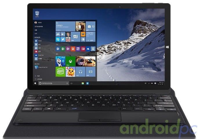 Teclast Z8700 tablet