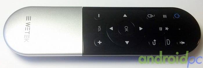 Wetek core Remote