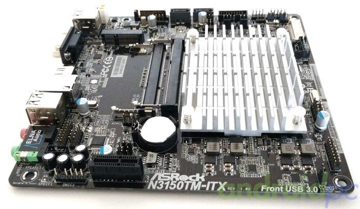 ASROCK N3150TM-ITX r04