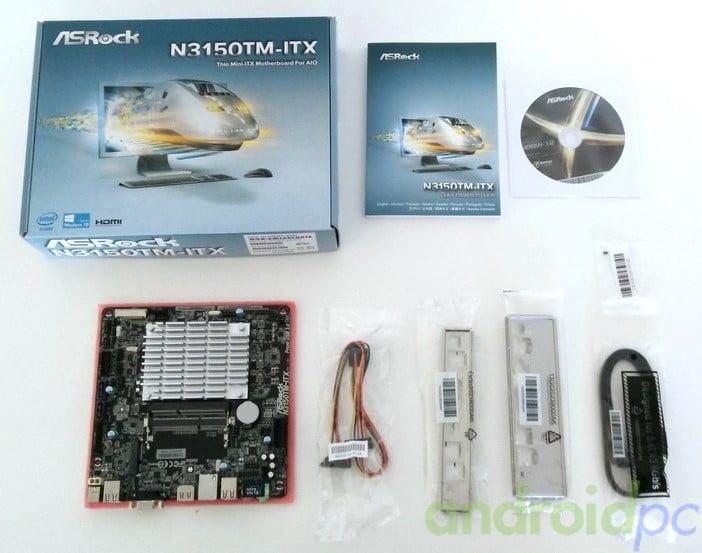 ASROCK N3150TM-ITX r13