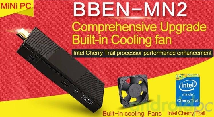 BBEN-MN2 Z8300 Intel