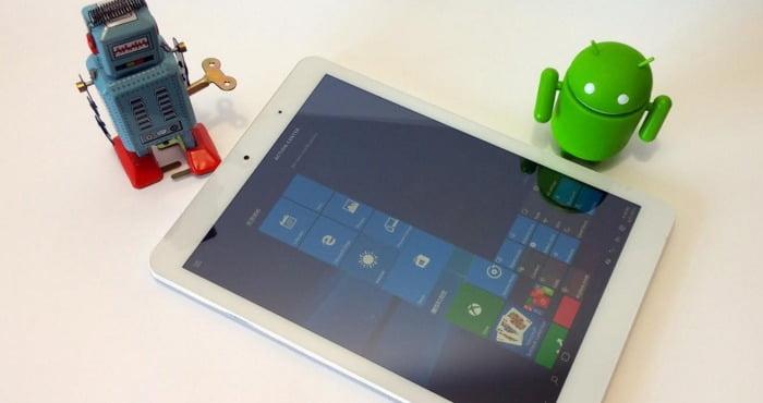CUBE i6 AIR DUAL OS Tablet