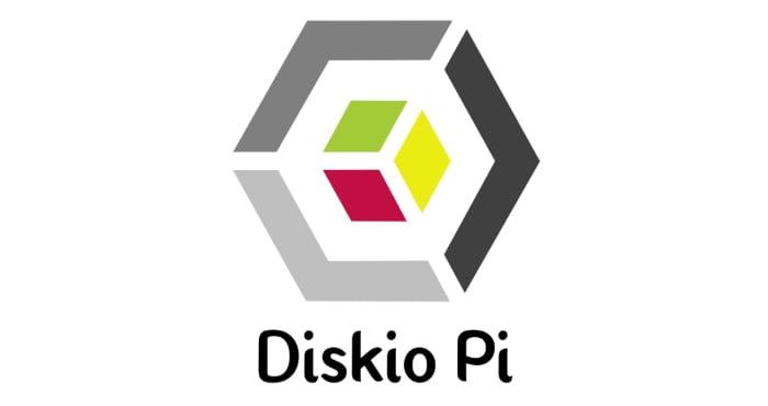 Diskio Pi d01