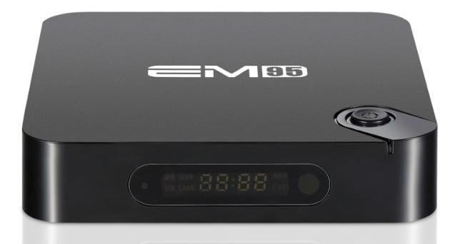 EM95 S905 Enybox AndroidTV