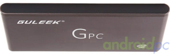 GULEEK GPC miniPC fanless Cherry trail