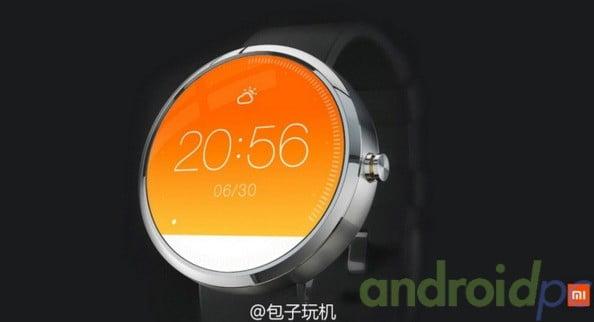 MI Smartwatch MIUI