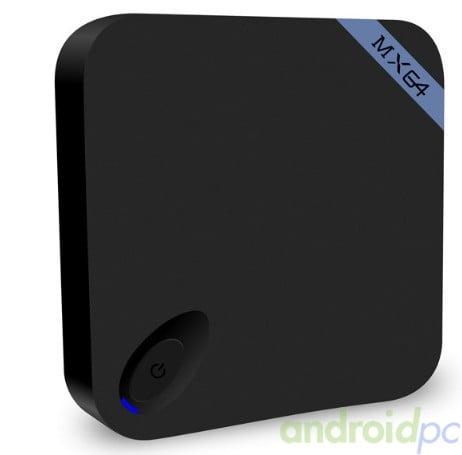 Beelink MX64 S905 AndroidTV Amlogic Quad Core