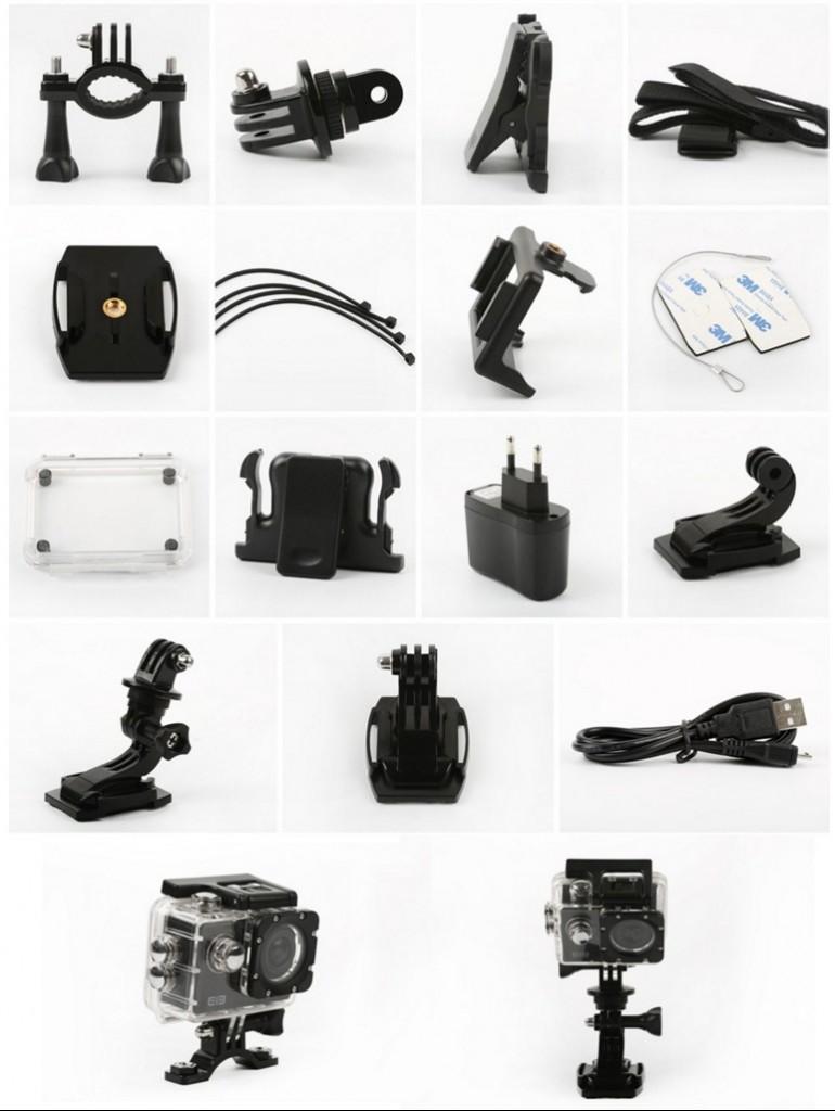 ELE CAM EXPLORER 4k action camera 4k