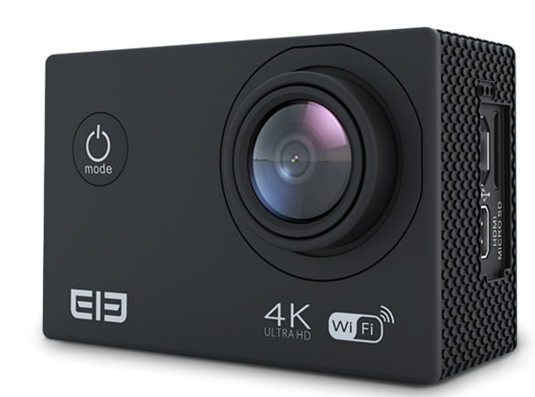 ELE CAM EXPLORER 4k action