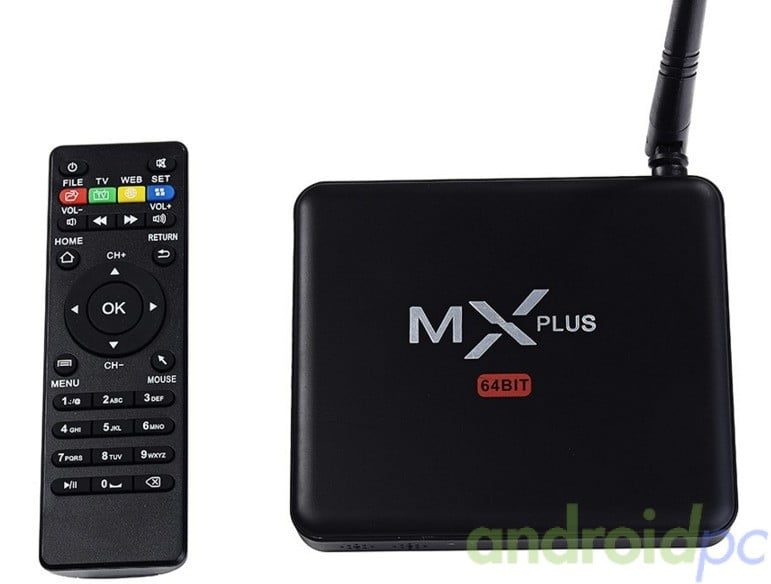 MX PLUS S905 minipc Android