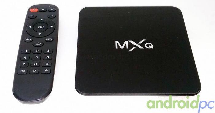 MXQ G9C Unboxing 2