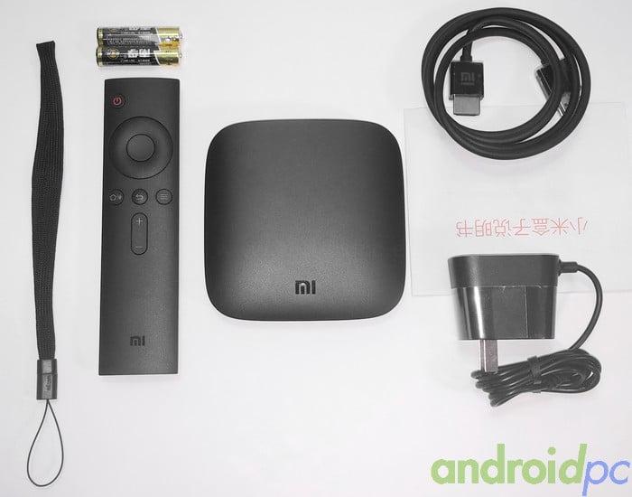 Xiaomi mi box 3 Unbox