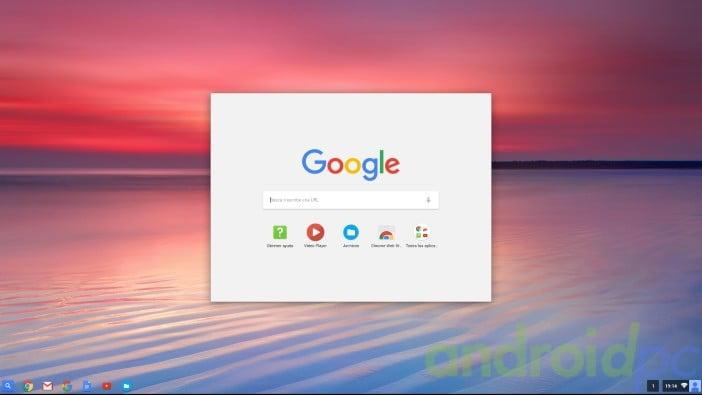 Chrome OS sre04