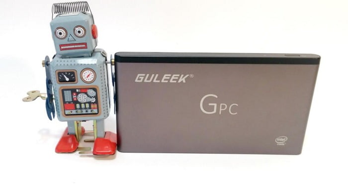 Guleek GPC miniPC Windows10 Intel