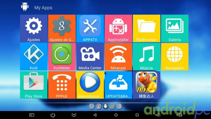 M18 S905 AndroidTV 10