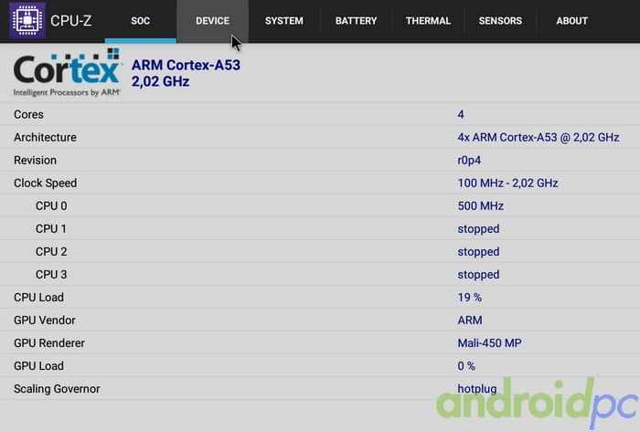 M18 S905 AndroidTV 18