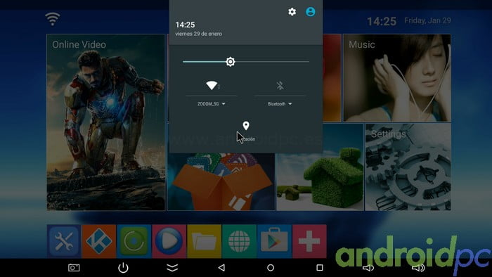 M18 S905 AndroidTV 4