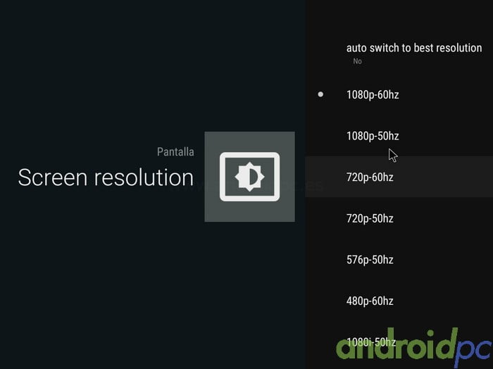 M18 S905 AndroidTV 6