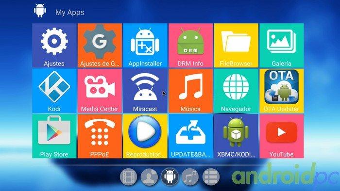 mxq android tv box manual