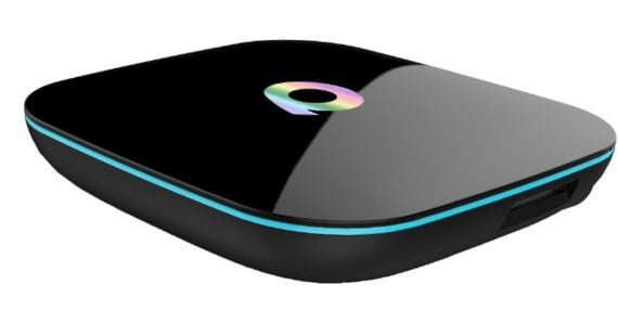 MXQPRO Q-BOX s905 AndroidTV Amlogic Quad Core
