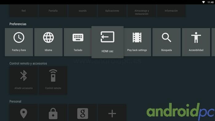 PROBOX2 Z S905 settings
