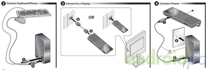 intel compute stick corem f03
