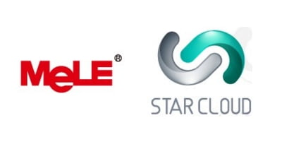 mele starcloud logo