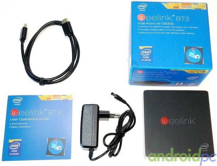 Beelink BT3 miniPC Unbox