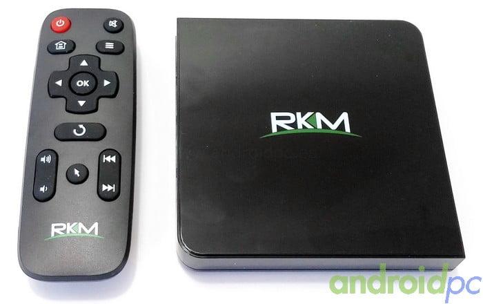 MK06 S905 Remote