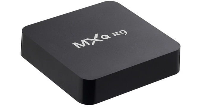 MXQ RM RK3229 Android box