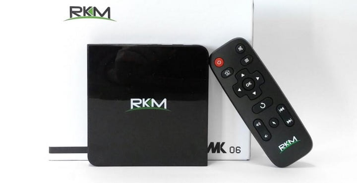 RKM MK06 S905 Android